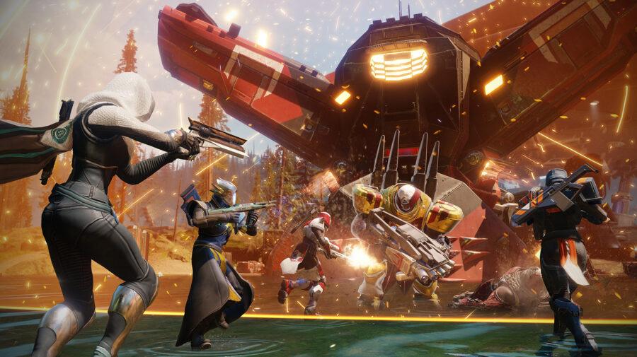 Destiny 2 para PS5 e Xbox Series X chega em 8 de dezembro e rodará em 4K e 60 fps em ambos