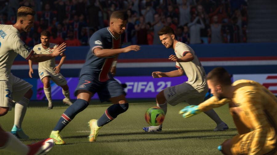 FIFA 21 se torna primeiro jogo da franquia a vender mais cópias digitais do que físicas no lançamento