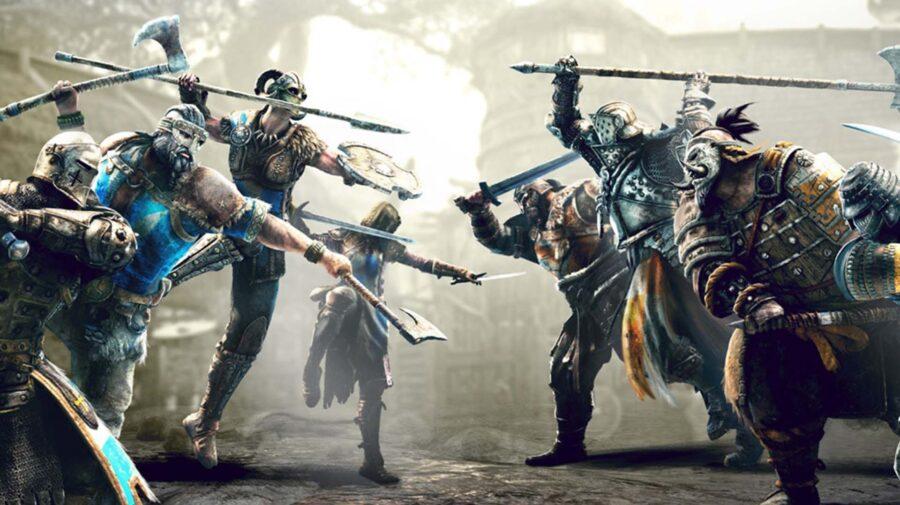 For Honor ganhará atualizações gratuitas para PS5 e Xbox Series