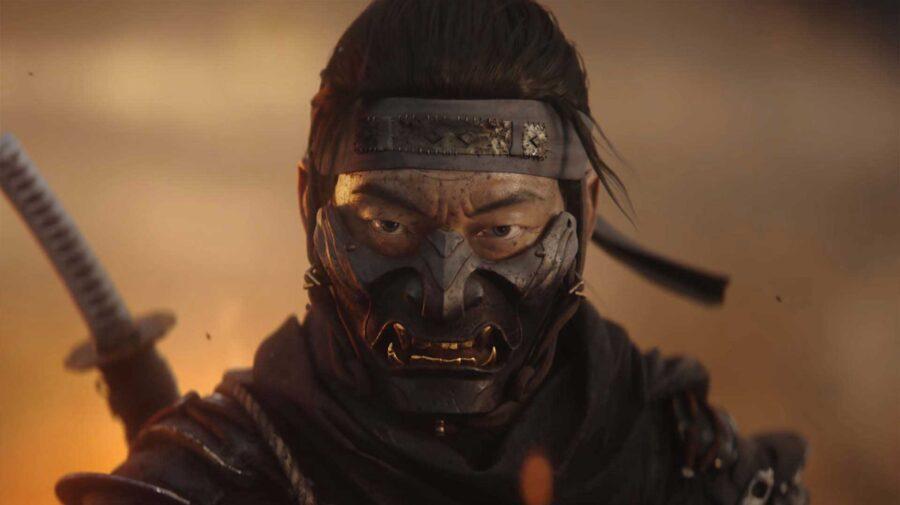 Ghost of Tsushima rodará em até 60 fps no PS5