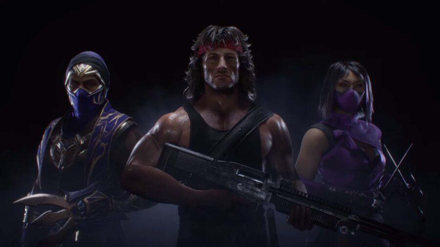 Kombat Pack 2 para Mortal Kombat 11 incluirá Mileena, Rain e...Rambo!