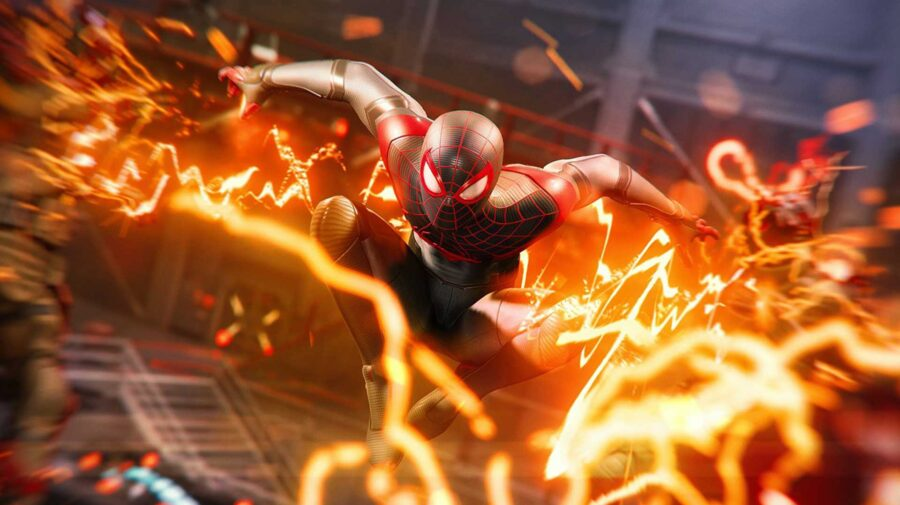 Marvel's Spider-Man: Miles Morales vendeu 4,1 milhões de cópias no ano passado