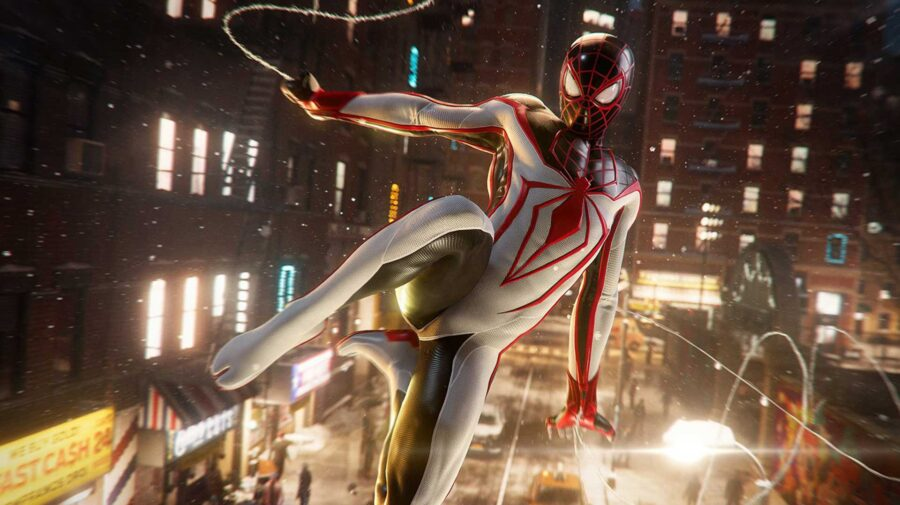 Vídeo apresenta jogabilidade furtiva de Spider-Man: Miles Morales em 60 fps