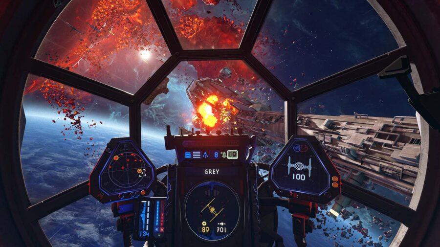 Star Wars: Squadrons poderá ser jogado em 120 fps no Xbox Series X|S