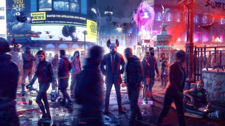 Ubisoft mostra Watch Dogs: Legion rodando em 4K com Ray Tracing no Xbox Series X