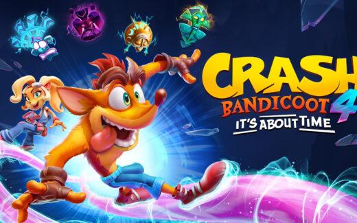 Segredos escondidos em Crash Bandicoot 4