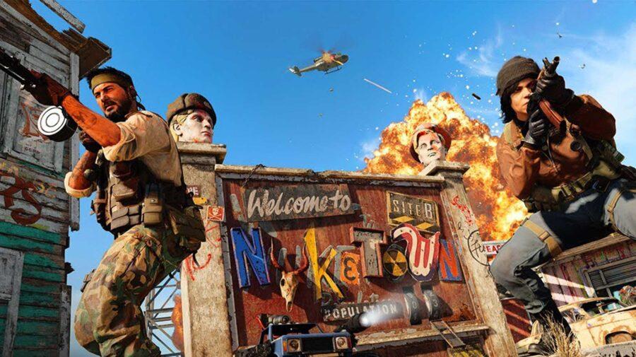 Mapa Nuketown '84 chega hoje em COD: Black Ops Cold War e ganha trailer