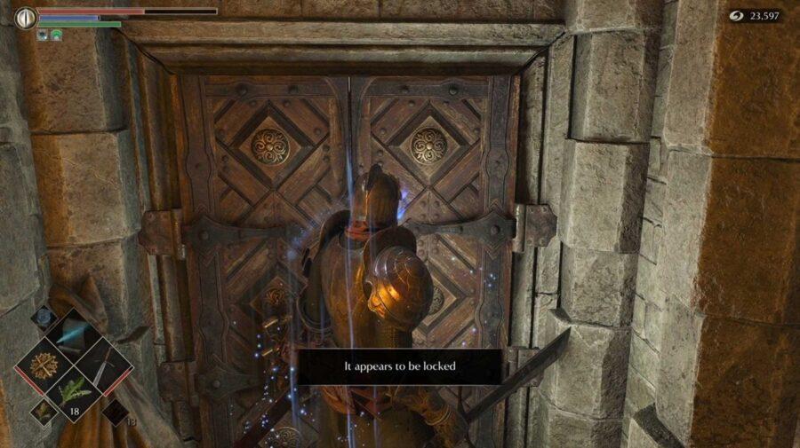 Mistério da nova porta secreta de Demon's Souls é solucionado