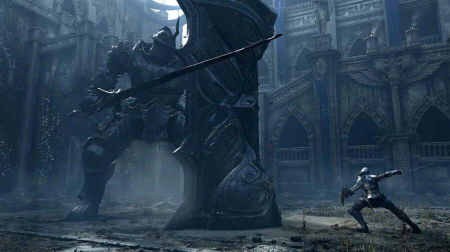 Demon's Souls no PS5 tem porta misteriosa que não havia no jogo original