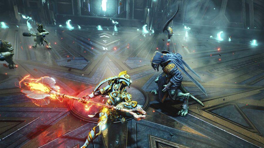 Godfall é exclusivo temporário do PS5 nos consoles até 12 de maio de 2021