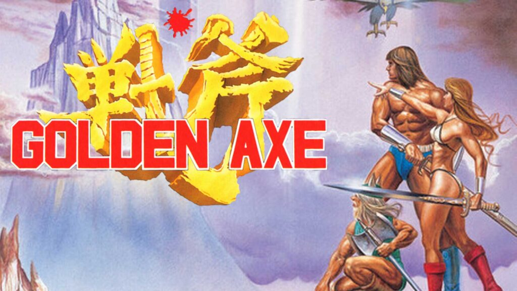 Sega apresenta vídeo com retrospectiva de Golden Axe, uma de suas franquias mais conhecidas
