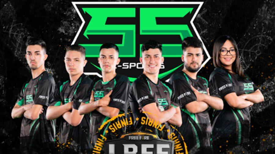 SS Esports é campeã da 3ª Etapa da Liga Brasileira de Free Fire Série A