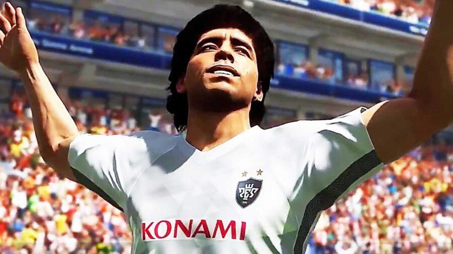 Não foi só nos gramados: Relembre a trajetória de Maradona nos videogames