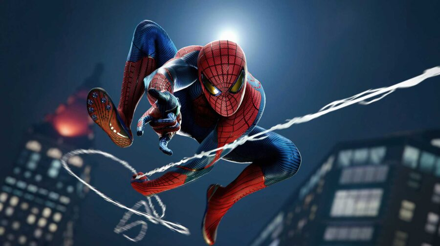 Será possível transferir jogos salvos de Marvel's Spider-Man do PS4 para PS5 no fim do mês