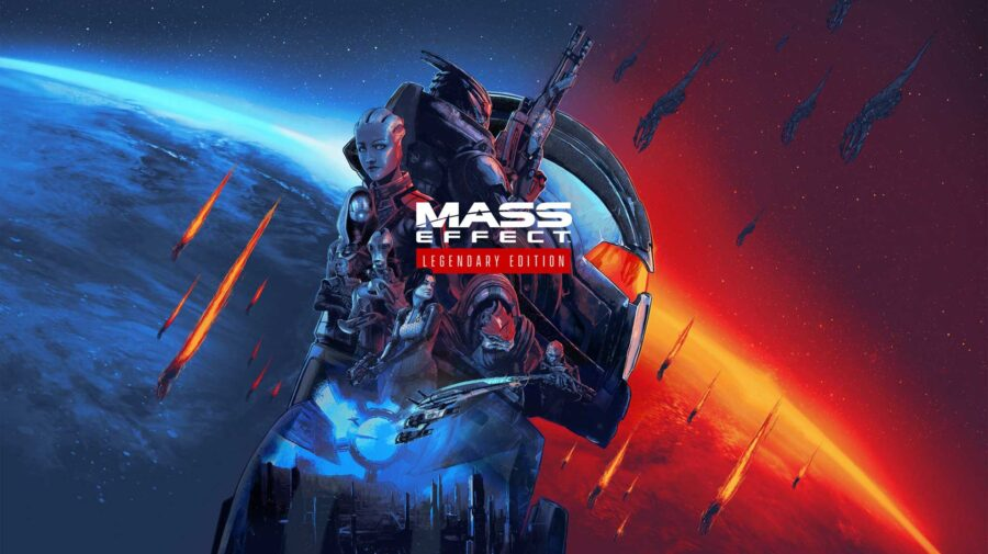 Mass Effect Legendary Edition chega em 2021 para PC, PS4 e Xbox One