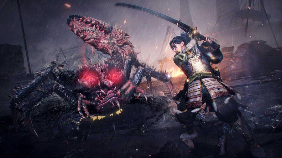 Nioh 2 chega em fevereiro para PC junto com coletânea remasterizada para PS5