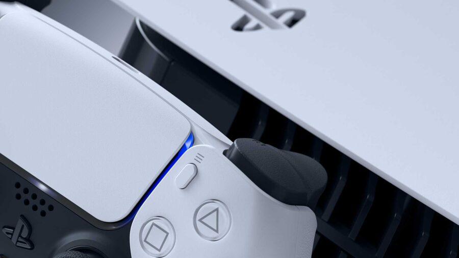 Não é possível guardar os jogos do PS5 em um HD externo