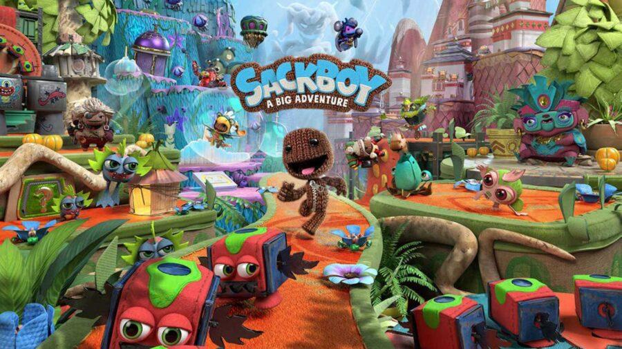 Sackboy: A Big Adventure não terá multiplayer online no lançamento