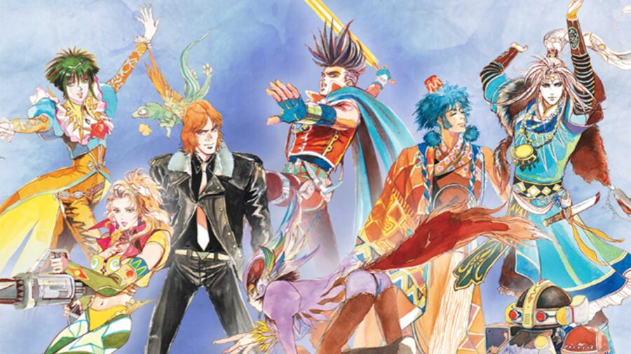 SaGa Frontier Remastered chega em 2021 para PC, PS4, Switch e smartphones