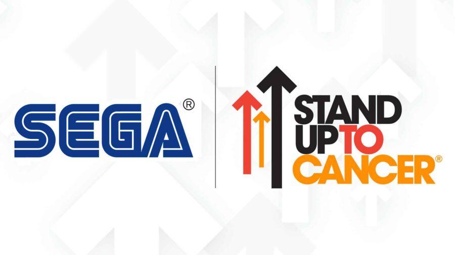 Sega se une ao Stand Up To Cancer para Semana de Caridade