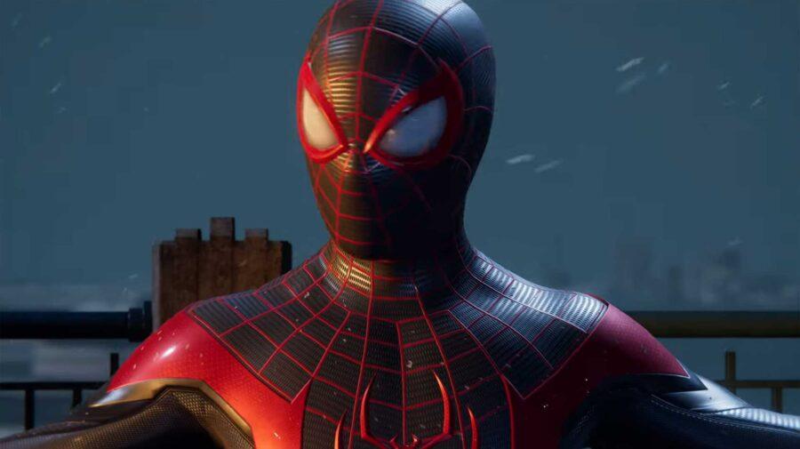 Assista ao trailer de lançamento para Spider-Man: Miles Morales