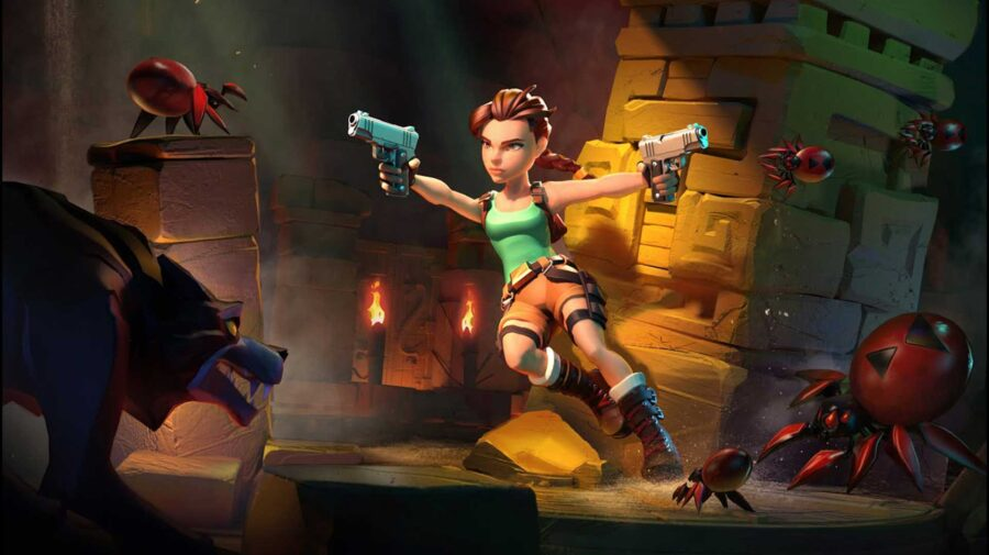 Tomb Raider Reloaded é anunciado para Android e iOS
