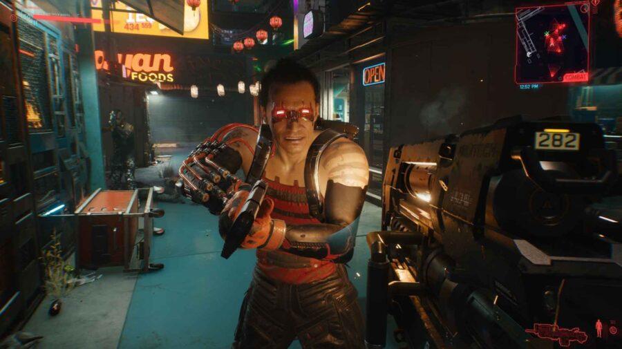 Atualização next-gen de Cyberpunk 2077 será lançada no segundo semestre de 2021