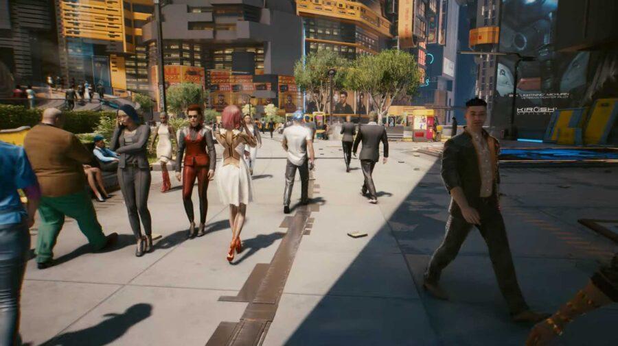 Ações da CD Projekt caem mais de 12% após Sony remover Cyberpunk 2077 da PS Store