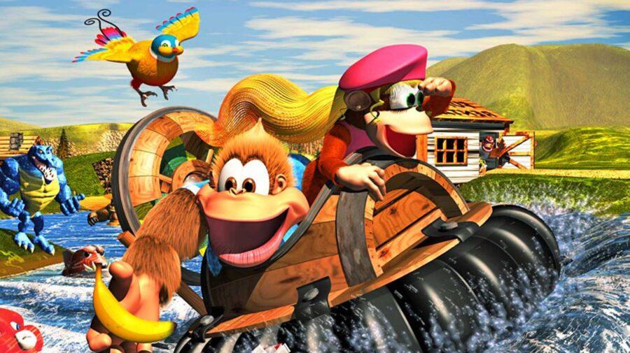 Donkey Kong Country 3 e mais jogos chegam ao Nintendo Switch Online em 18 de dezembro