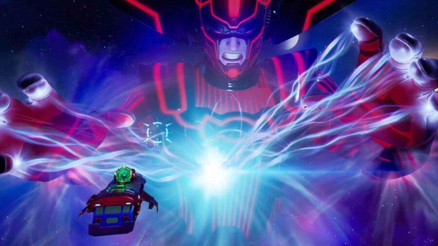 Fortnite reuniu 15,3 milhões de jogadores simultâneos para confrontar Galactus