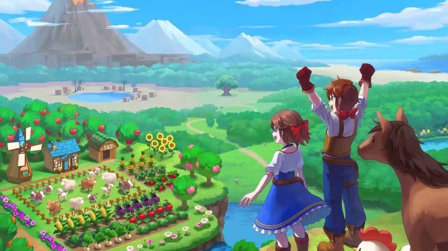 Harvest Moon: One World ganha primeiro trailer com detalhes da jogabilidade