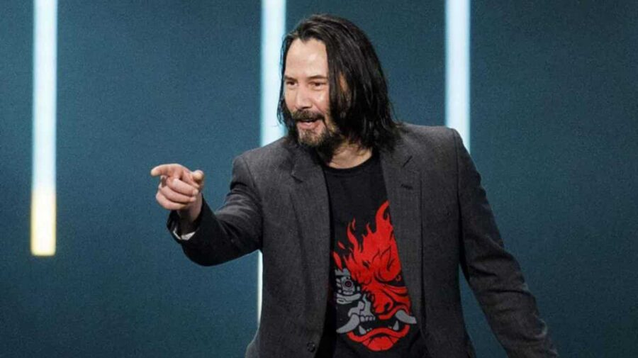 Keanu Reeves confirmado como um dos apresentadores do The Game Awards 2020
