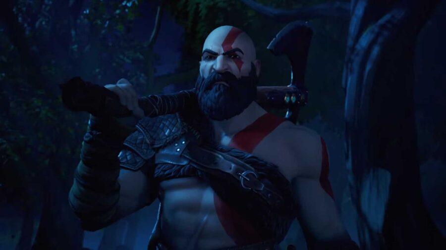 Kratos de God of War já está disponível em Fortnite; confira todos os detalhes