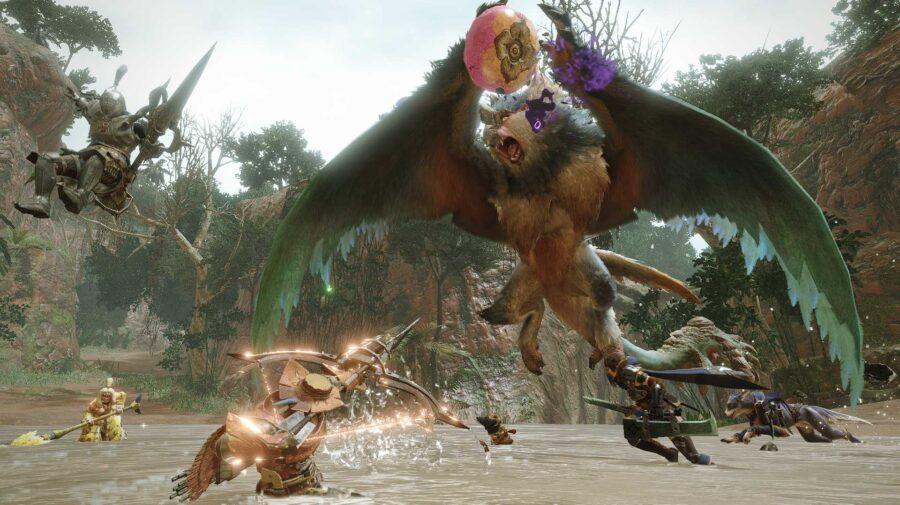 Monster Hunter Rise ganha trailer com novidades e terá demo jogável em janeiro de 2021