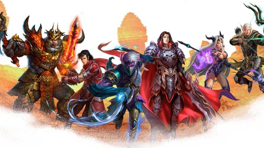 Ophiuchus, o novo servidor de Perfect World, já está aberto para os jogadores