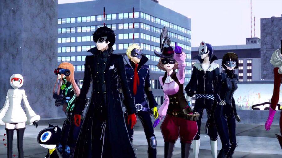 Persona 5 Strikers chega ao ocidente em 23 de fevereiro de 2021 para PC, PS4 e Switch