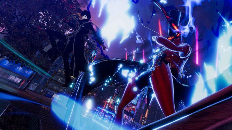 Persona 5 Strikers chega em 23 de fevereiro no ocidente com dublagens em inglês e japonês