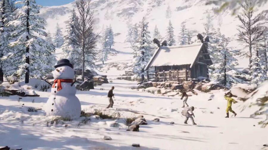 PUBG Mobile ganha novo modo de jogo chamado Festival Gelado, com temática de inverno