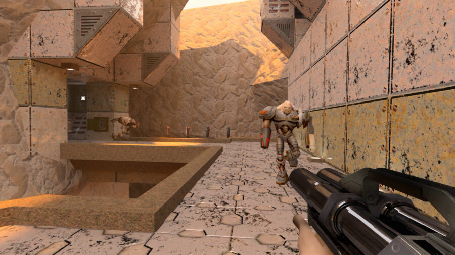 Novo driver da Nvidia introduz Ray Tracing na API Vulkan e atualiza Quake II RTX