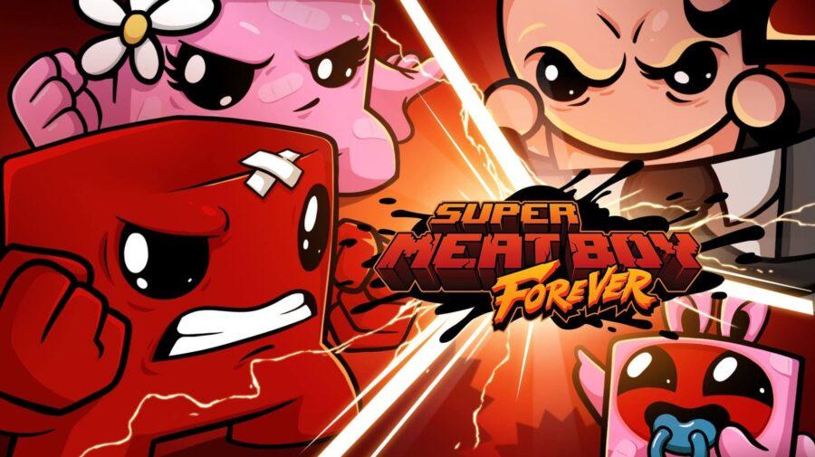 Super Meat Boy Forever será lançado em 23 de dezembro para PC