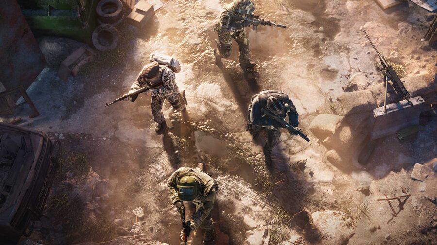 Thunder Tier One é o novo jogo dos criadores de PUBG