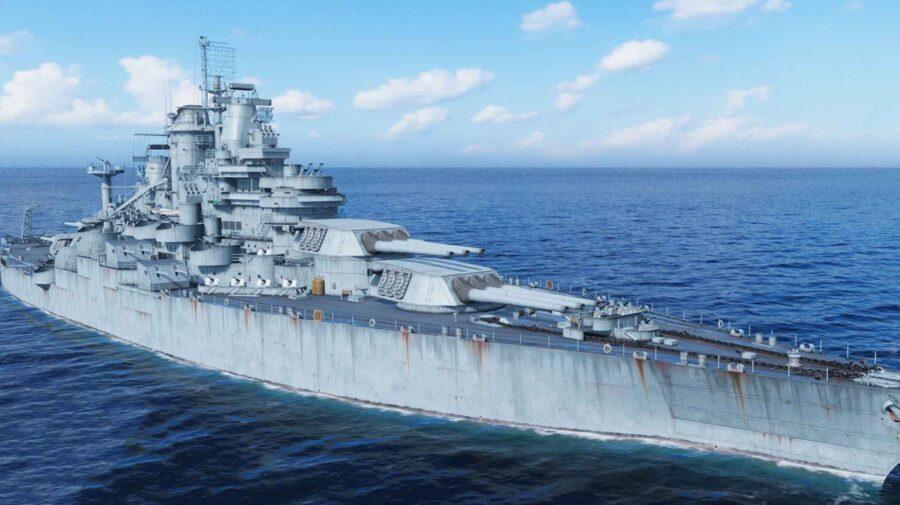 World of Warships receberá navios de guerra dos EUA e campanhas festivas em novas atualizações