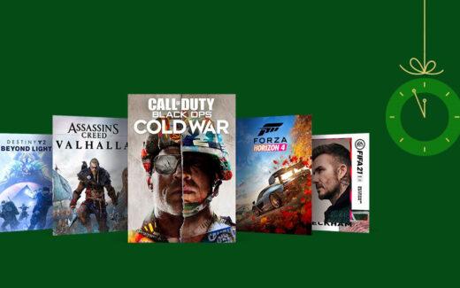 Top 10 ofertas imperdíveis do saldão de fim de ano do Xbox Marketplace