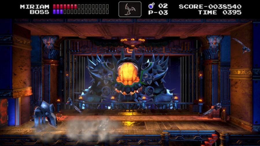 Bloodstained: Ritual of the Night ganhará na quinta (14) modo clássico com jogabilidade retrô