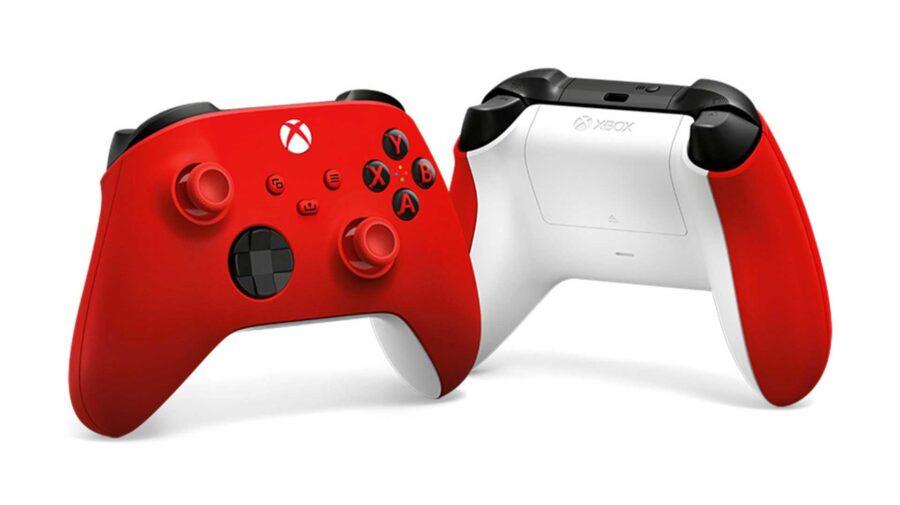 Microsoft introduz novo controle na cor vermelha para Xbox Series