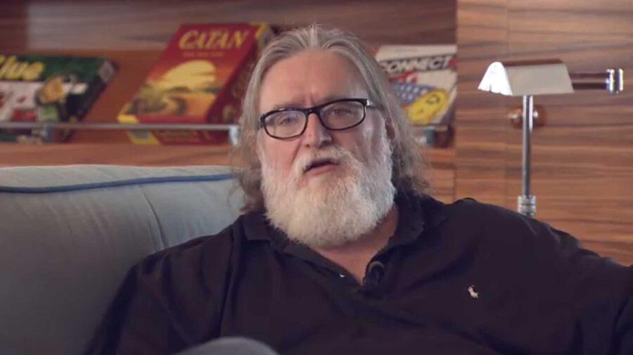 Gabe Newell diz simpatizar com o que a CD Projekt está passando com Cyberpunk 2077