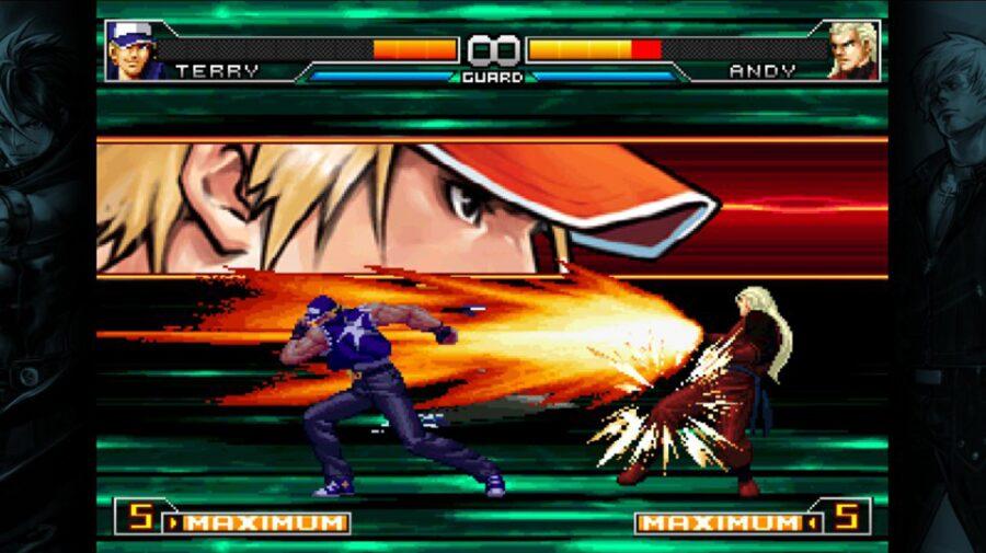 """Com novo netcode, The King of Fighters 2002 Unlimited Match chegará """"em breve"""" ao PS4"""