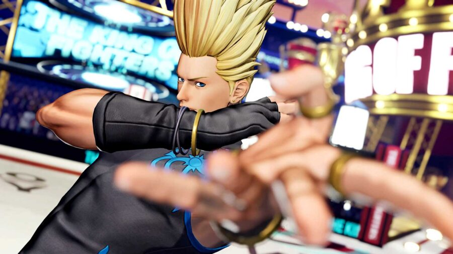 Trailer mostra Benimaru Nikaido, que faz parte do Team Hero em The King of Fighters XV