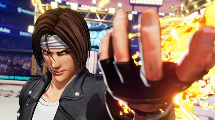 Vazam supostas imagens de The King of Fighters XV