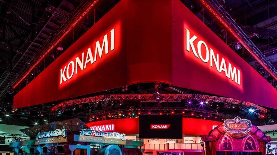 Konami diz que reestruturação interna não dissolveu equipes de desenvolvimento de games